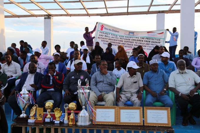 Enhancing integration through inter-school football