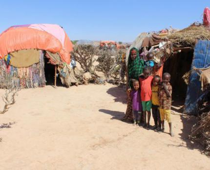 ECHO Funded Food Assistance Program Restores Hope in Somaliland