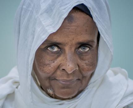 ''Between me, mama Safia and Bisharo, it is not less than 10,000 babies,''  -meet Safia, Farhia and Bisharo, midwives in Somalia.